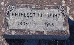 Kathleen L <i>Wellman</i> Browning