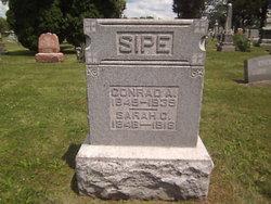 Conrad Allen Sipe