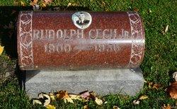 Rudolph G Cech