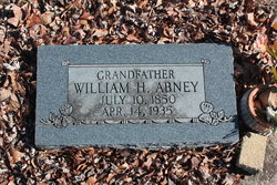 William H Abney