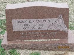 Jimmy K. Cameron