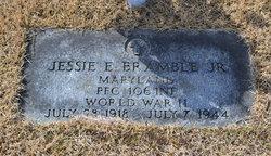 PFC Jessie Edward Bramble, Jr
