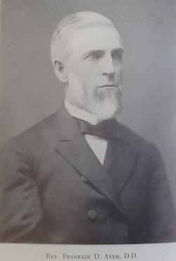 Rev Franklin D Ayer