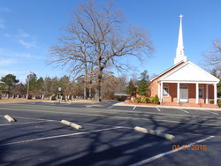 Prospect Free Will Baptist Church Cemetery