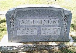 Beulah <i>Owen</i> Anderson