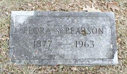 Flora Emma <i>Spencer</i> Pearson