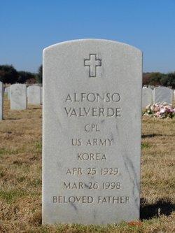 Alfonso Valverde
