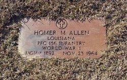 Homer Madison Allen