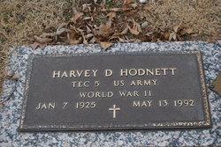Harvey David Hodnett