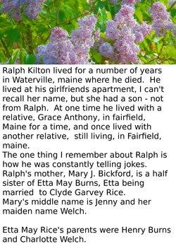 Ralph Warren Kilton