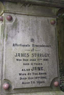 James Starley