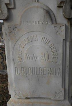 Eugenia Frances <i>Kimball</i> Culberson