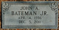 John Albert Bateman, Jr