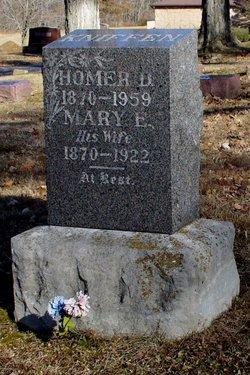 Mary E. <i>Ballard</i> Kniffen