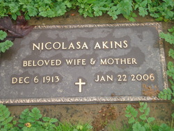 Nicolasa <i>Ramos</i> Akins