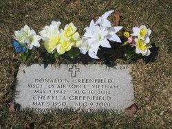 Cheryl A Greenfield