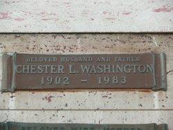 Chester L Washington