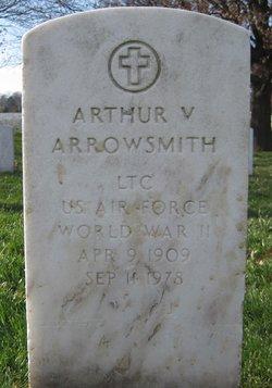 Arthur Von Glentworth Arrowsmith