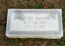 John Edd Agnew, Sr