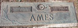 Herman W Ames