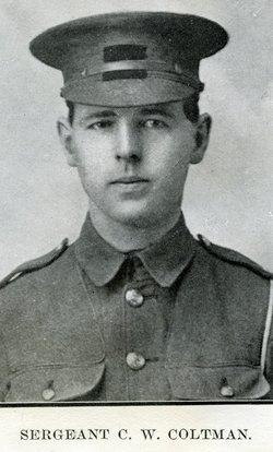 Serjeant Cyril Warren Coltman