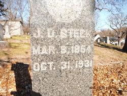 John D Steck