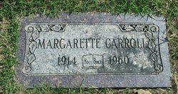 Margerette Carroll