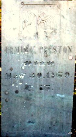 Lemuel Preston
