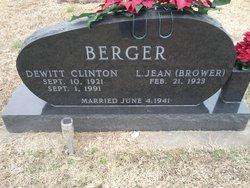 Dewitt Clinton Berger