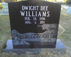 Dwight Dee Williams