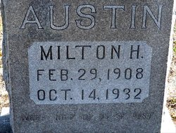 Milton H. Austin