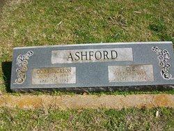 C. E. Ashford