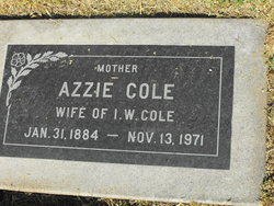 Azzie Cole