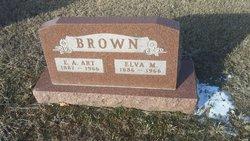 Elva M. Brown