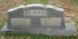 Lena Brooks <i>Vanmetre</i> Bland