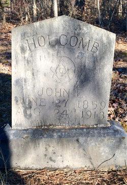 John Ellis Holcomb
