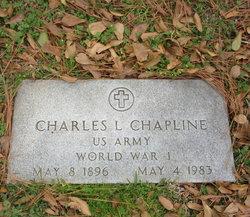 Charles Lee Chapline