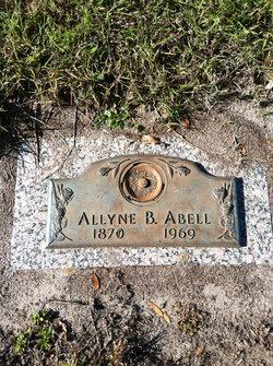Allyne B. Abell