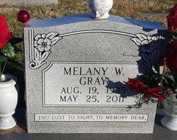 Melanie <i>Wilburn</i> Gray