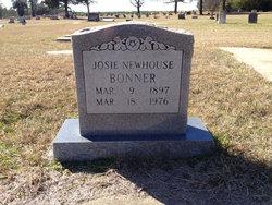 Josie <i>Newhouse</i> Bonner