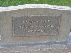 Daniel Lowe Evans