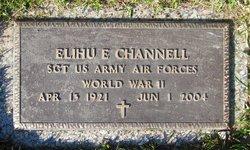 Elihu Edsel Channell