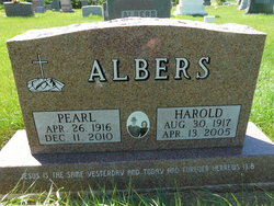 Pearl Marie <i>Hickle</i> Albers