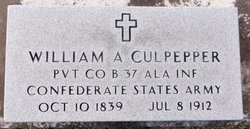 William Araspers Culpepper