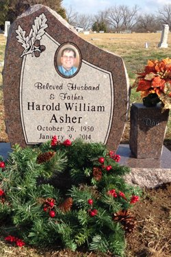 Harold William Bill Asher