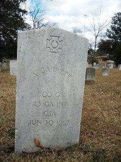 A. Garrett