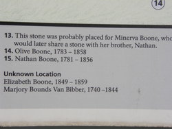 Marjory <i>Bounds</i> Van Bibber