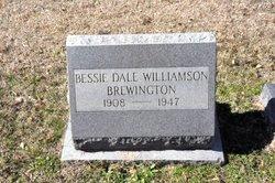 Bessie Dale <i>Williamson</i> Brewington