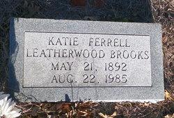 Katie Ferrell <i>Leatherwood</i> Brooks