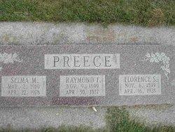 Selma <i>Miller</i> Preece